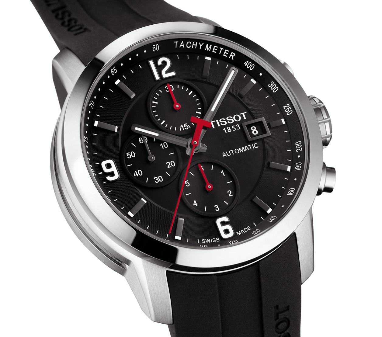 Best Automatic Watches >> Tissot PRC 200 T055.427.17.057.00 Mens Watch | ANYTIME