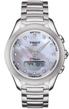 Tissot T-Touch Lady Solar T075.220.11.106.00 watch