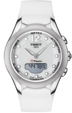 Tissot T-Touch Lady Solar T075.220.17.017.00 watch