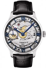 Tissot Chemin des Tourelles Skeleton T099.405.16.418.00 watch