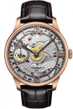 Tissot Chemin des Tourelles Skeleton T099.405.36.418.00 watch