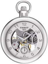 Tissot Pocket Mechanical Skeleton T853.405.19.412.00