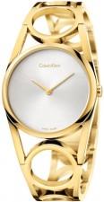 Calvin Klein Round K5U2S546 watch