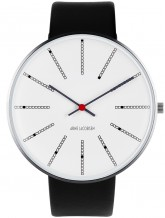 Arne Jacobsen Bankers 53103-2201 watch