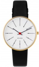 Arne Jacobsen Bankers 53107-1601 watch