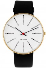 Arne Jacobsen Bankers 53108-2001 watch
