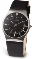 Skagen Steel 233XXLSLB watch