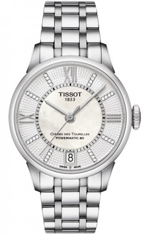 Tissot Chemin Des Tourelles T099.207.11.116.00