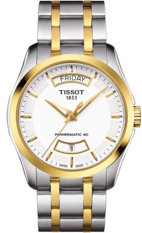Ρολόγια Tissot Couturier T035.407.22.011.01  3f11521cc87