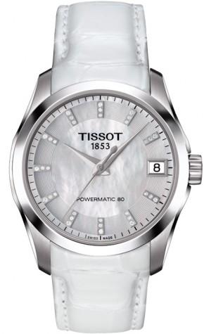Tissot Couturier T035.207.16.116.00