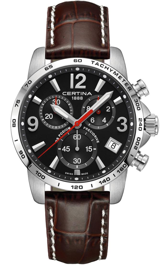 Certina Ds Podium C034 417 16 057 00 Watch Anytime