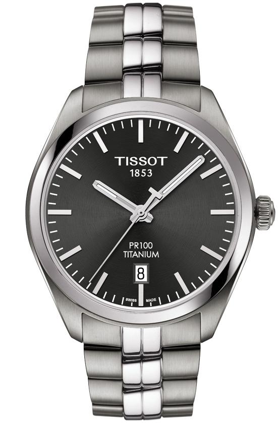 Tissot PR 100 T1014104406100 Mens Watch ANYTIME