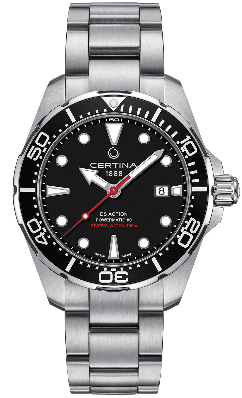 Certina Ds Action Diver C032 407 11 051 00 Watch Anytime