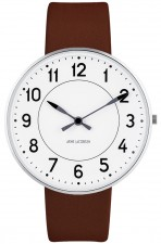 Arne Jacobsen Station 53402-2007 watch