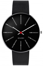 Arne Jacobsen Bankers 53105-2010 watch