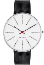Arne Jacobsen Bankers 53102-2010 watch