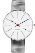Arne Jacobsen Bankers 53102-2008 watch