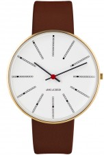 Arne Jacobsen Bankers 53108-2007 watch