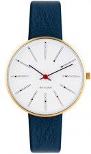 Arne Jacobsen Bankers 53107-1604 watch