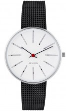Arne Jacobsen Bankers 53101-1610 watch