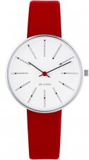 Arne Jacobsen Bankers 53101-1603 watch