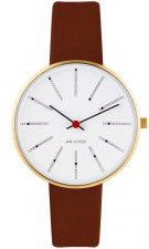 Arne Jacobsen Bankers 53107-1607 watch