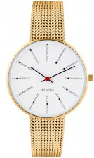 Arne Jacobsen Bankers 53107-1609 watch