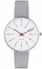 Arne Jacobsen Bankers 53101-1608 watch