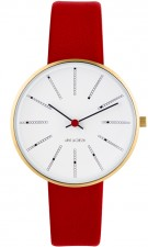 Arne Jacobsen Bankers 53107-1603 watch