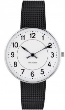 Arne Jacobsen Station 53401-1610 watch