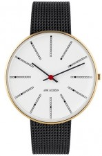 Arne Jacobsen Bankers 53108-2010 watch