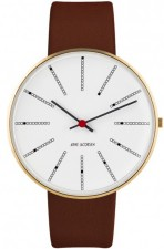 Arne Jacobsen Bankers 53108-2007G watch