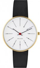 Arne Jacobsen Bankers 53107-1610 watch