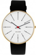Arne Jacobsen Bankers 53108-2001G watch