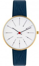 Arne Jacobsen Bankers 53107-1604G watch