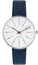 Arne Jacobsen Bankers 53101-1604 watch