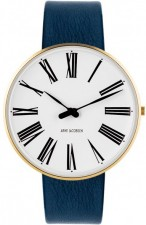 Arne Jacobsen Bankers 53308-2004G watch