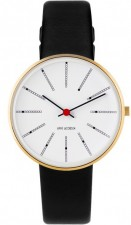 Arne Jacobsen Bankers 53107-1601G watch