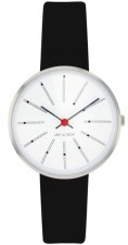 Arne Jacobsen Bankers 53100-1401 watch