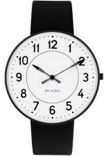 Arne Jacobsen Station 53412-2001B watch