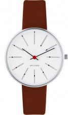 Arne Jacobsen Bankers 53101-1607 watch