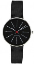 Arne Jacobsen Bankers 53116-1410 watch