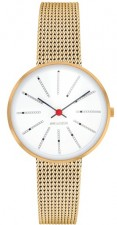 Arne Jacobsen Bankers 53113-1409 watch