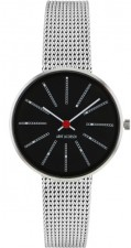 Arne Jacobsen Bankers 53116-1408 watch