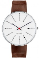 Arne Jacobsen Bankers 53102-2013 watch