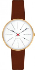 Arne Jacobsen Bankers 53113-1407G watch