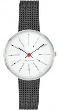 Arne Jacobsen Bankers 53100-1412 watch