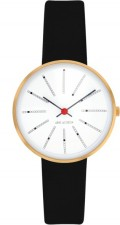 Arne Jacobsen Bankers 53113-1401G watch