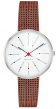 Arne Jacobsen Bankers 53100-1413 watch