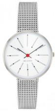 Arne Jacobsen Bankers 53100-1408 watch